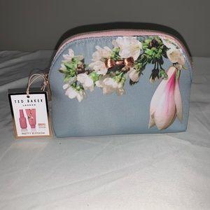Ted Baker Pretty Blossom 3 items & makeup bag